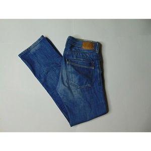 Diesel 32 x 32 Timmen Regular Straight Blue Jeans
